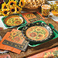 Sweet Sunflower Party Supplies