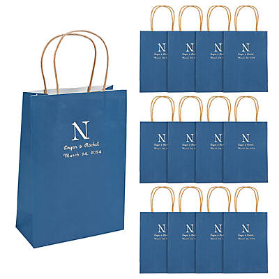 Personalized Favor Bags | OrientalTrading.com