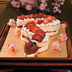 Strawberry Shortsnake Recipe