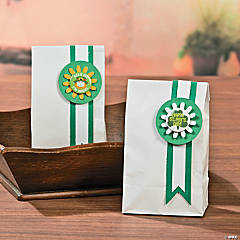 Luck O' the Irish Gift Bags Idea