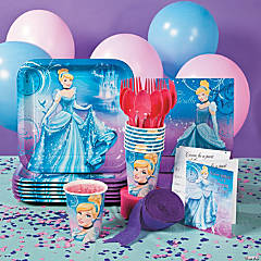 Disney's Cinderella Sparkle Basic Party Pack