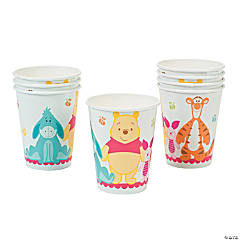 "Pooh ""Little Hunny"" Baby Shower Cups"