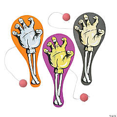 Creepy Arm Paddleball Games