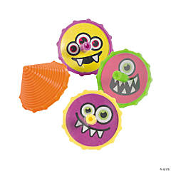 Monster Spin Tops
