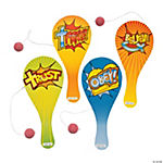 Fantastic Faith Paddleball