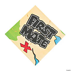 First Mate Luncheon Napkins