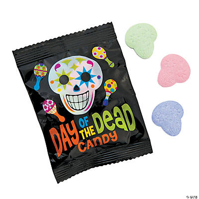Day of the Dead Candy Fun Packs
