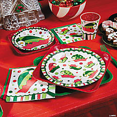 Elf Party Supplies