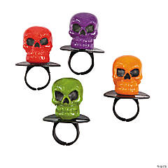 Skull Sucker Rings