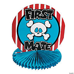 """First Mate"" Centerpiece"