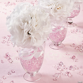 DIY Rose Ball Tablescape