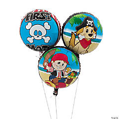 """First Mate"" Mylar Balloon Set"