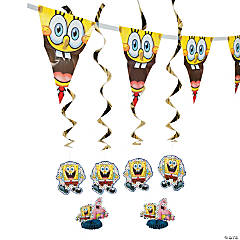 SpongeBob SquarePants™ Decorating Kit