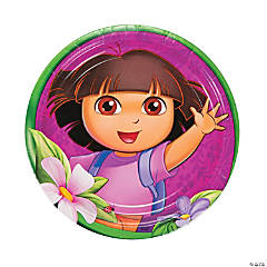 Dora The Explorer™ Dora's Adventure Dinner Plates