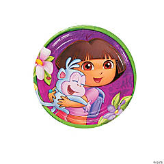 Dora The Explorer™ Dora's Adventure Dessert Plates