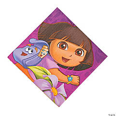 Dora The Explorer™ Dora's Adventure Luncheon Napkins