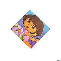 Dora The Explorer™ Dora's Adventure Beverage Napkins