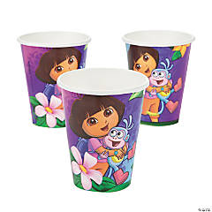 Dora The Explorer™ Dora's Adventure Cups