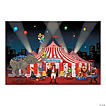 Carnival Backdrop Banner