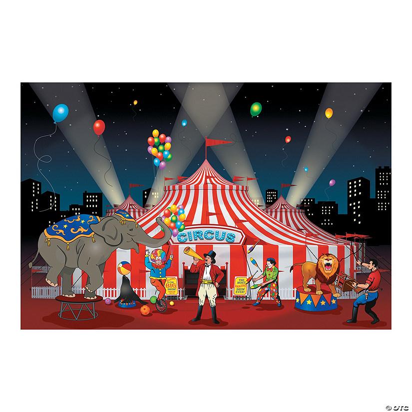 carnival backdrop