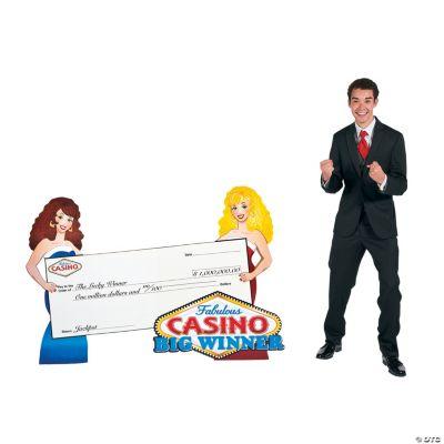 Casino Photo Stand-Up