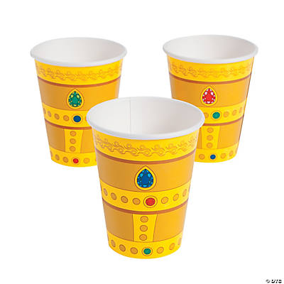 Knight's Kingdom Cups