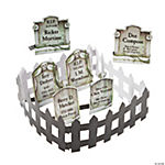 Cemetery Centerpiece Set