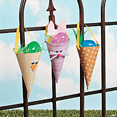 Easter Cones Idea