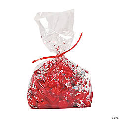 Bloody Treat Cellophane Bags