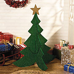 Slotted Tree Decoration