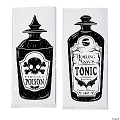 Spooky Soiree Cellophane Bags