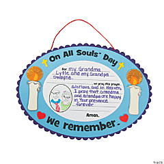 """All Souls' Day"" Craft Kit"
