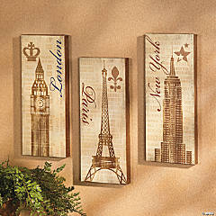 Landmark Wall Décor