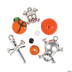 Halloween Charm & Bead Assortment