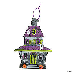 Haunted House Sign Craft Kit