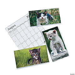2014-2015 Kitties Pocket Planners