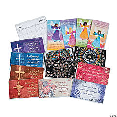 2014-2015 Religious Pocket Planner Assortment