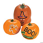 Jewel Pumpkin Decorating Kit