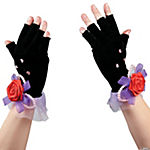 Day of the Dead Women's Gloves
