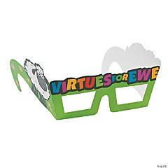 Virtues Sheep Glasses
