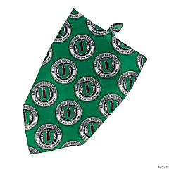 Religious Team Spirit Green Bandanas