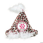 1st Birthday Cheetah Hat