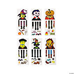 Halloween Hand Puppet Tattoos