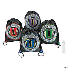 Salvation University Backpacks