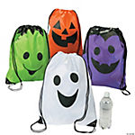 Trick-Or-Treat Backpacks