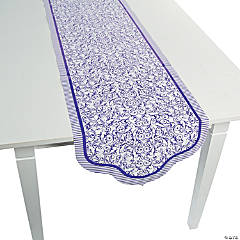 Purple Wedding Table Runner