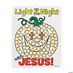 Christian Pumpkin Dot Activity Sheets