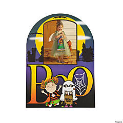 Halloween Picture Frame Cards