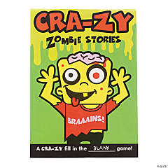 Zombie Activity Books