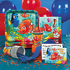 Nemo's Coral Reef Party Supplies